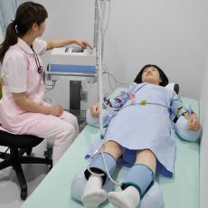 CAVI(動脈硬化度測定機器)